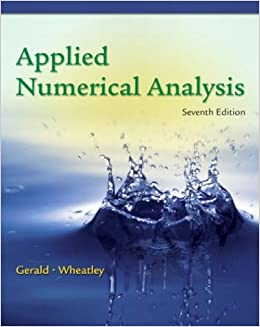 numerical analysis 2nd edition by sauer solution manual