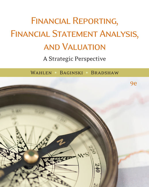 financial statement analysis and valuation 4th edition solution manual