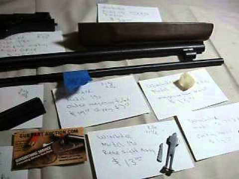 winchester model 190 parts manual