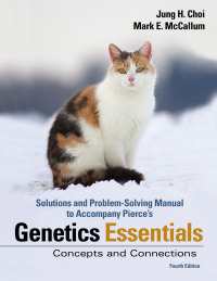 genetics essentials concepts and connections solutions manual