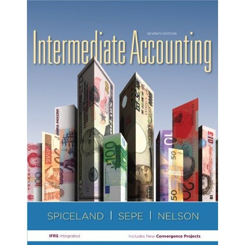 intermediate accounting 6th edition spiceland solutions manual