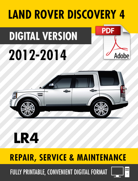 land rover discovery 4 parts manual