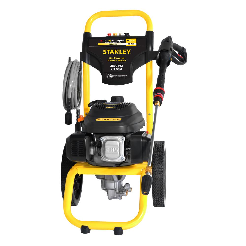 troy-bilt 2600-psi 2.3-gpm gas pressure washer with honda engine manual
